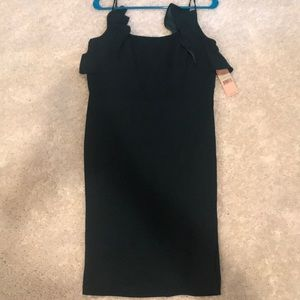 New w/ tags! Beautiful dress with strap details